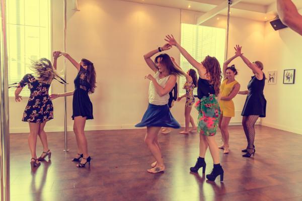 Workshop Salsa in Groningen